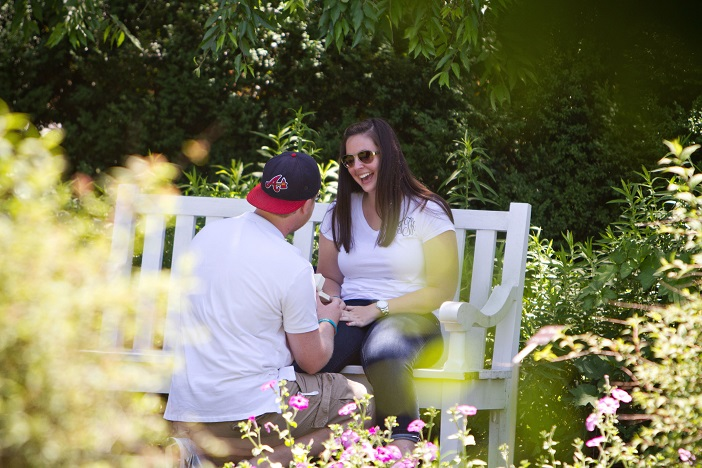 Image 3 of Jordan and Taylor's Surprise Birthday Proposal