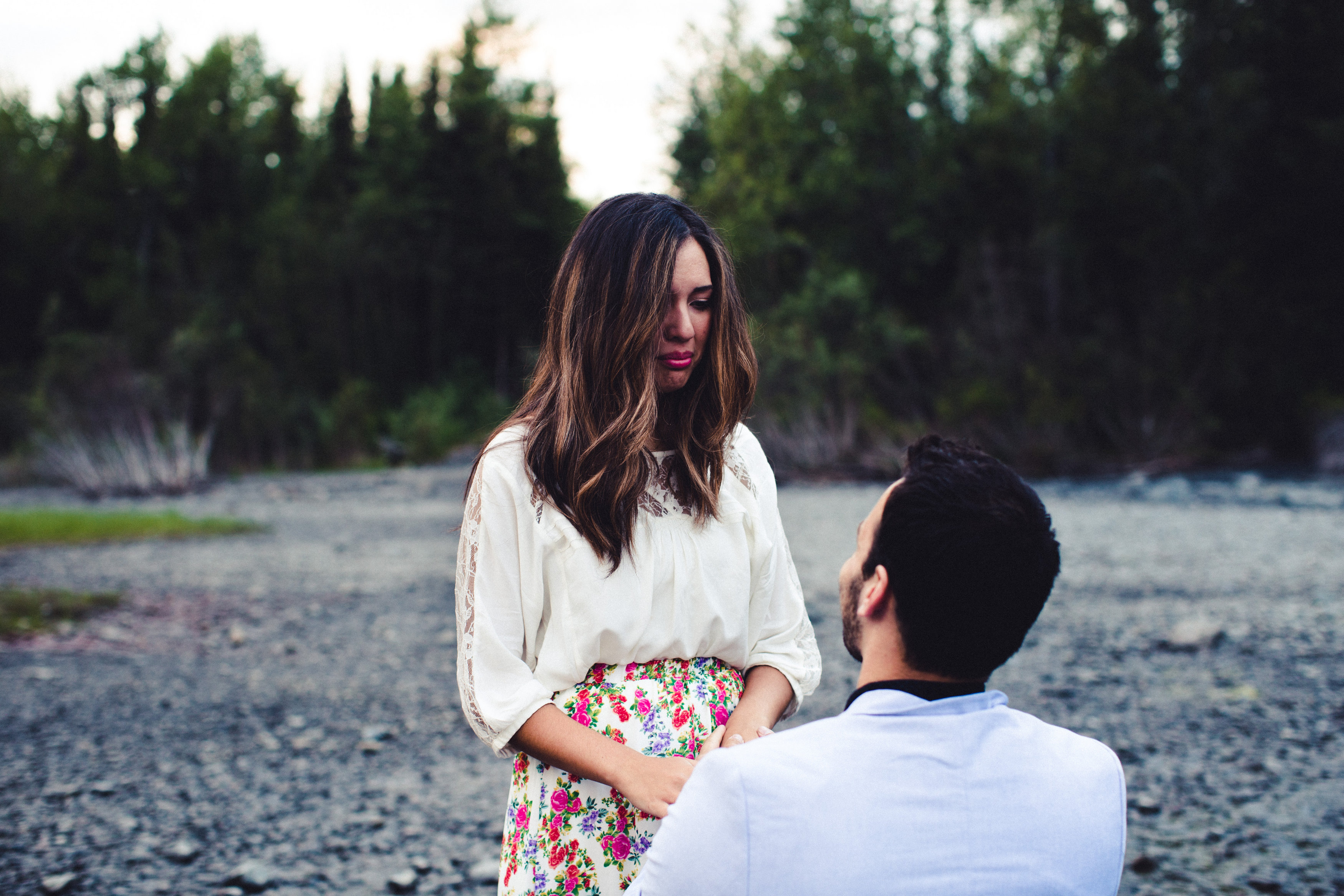 Image 5 of Rebeca and Josh's Beautiful Proposal in Alaska