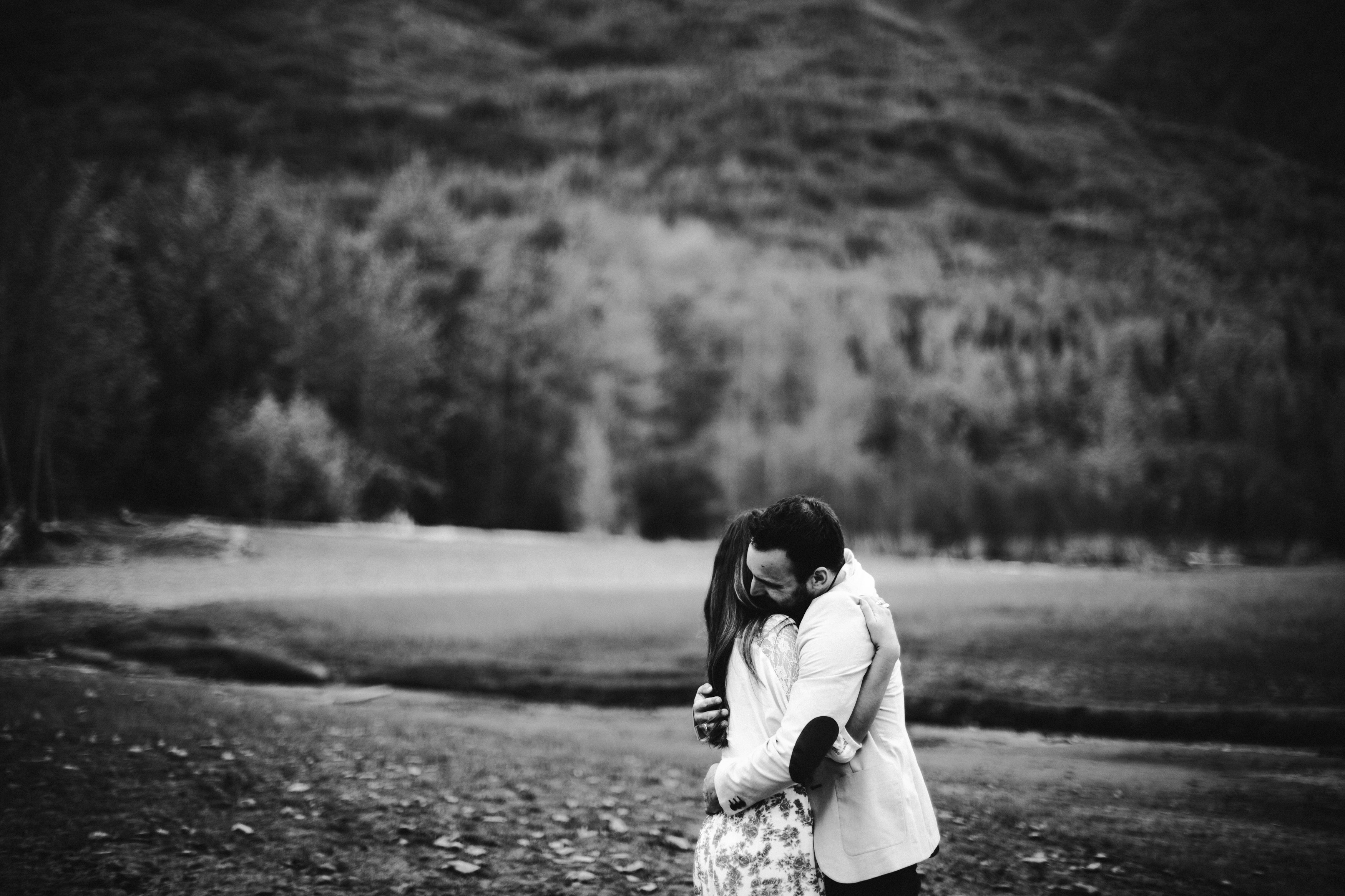 Image 6 of Rebeca and Josh's Beautiful Proposal in Alaska