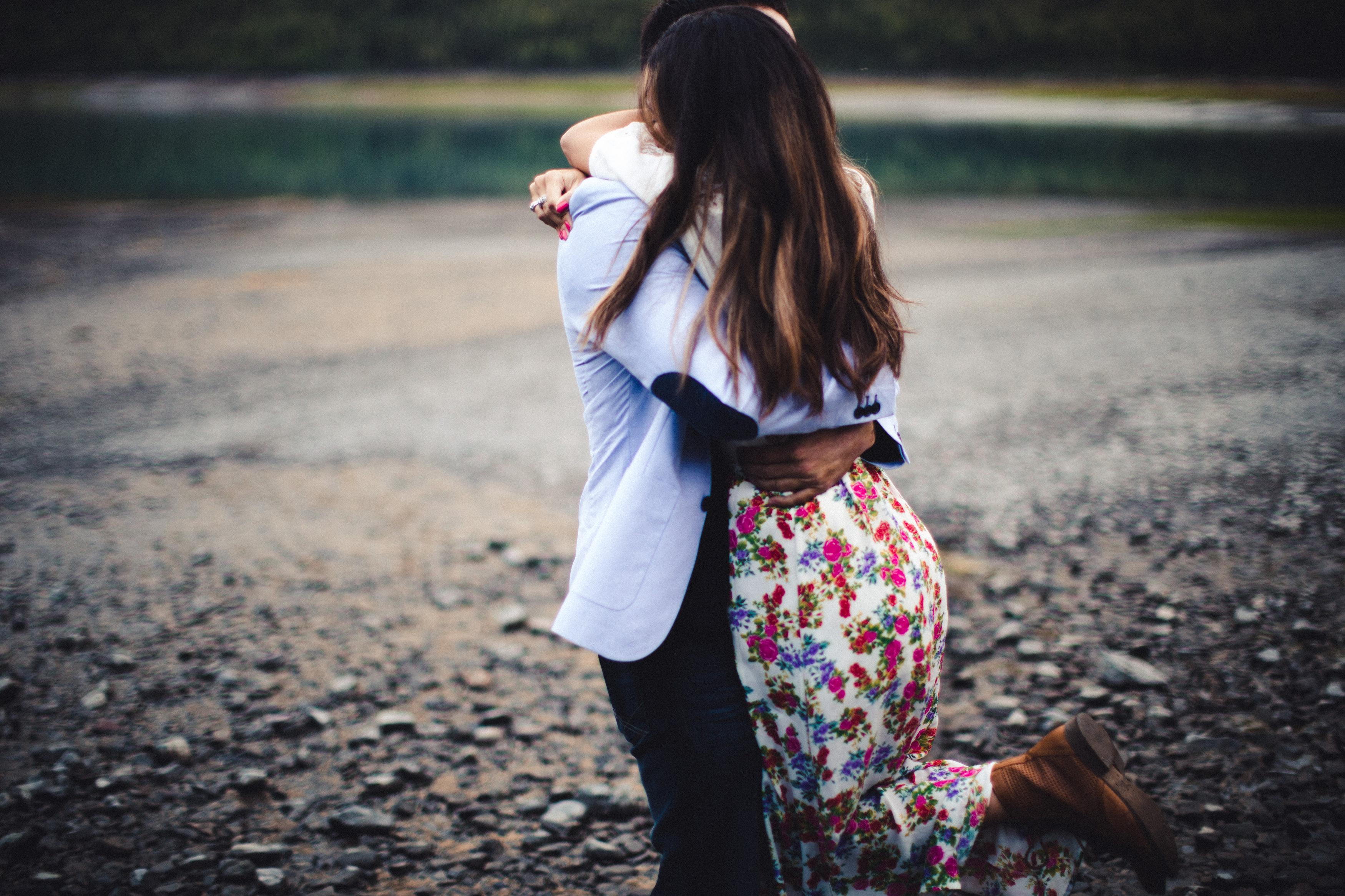 Image 8 of Rebeca and Josh's Beautiful Proposal in Alaska