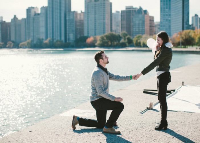 Image 6 of 10+ Awesome Chicago Marriage Proposal Ideas
