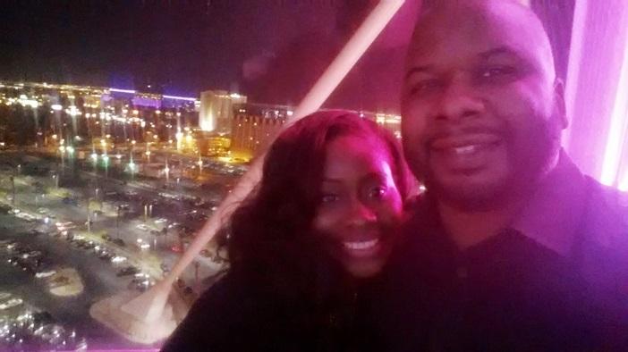 Marriage Proposal in Las Vegas
