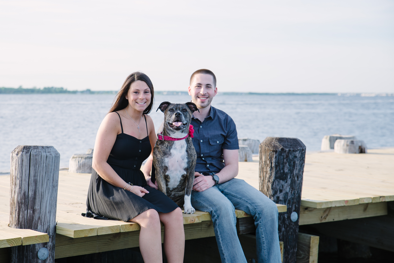 Image 10 of Dog Helps with Scavenger Hunt Proposal