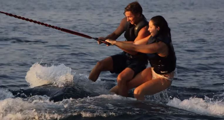 Image 3 of Brynn & Matt's Awesome Wakeboarding Proposal