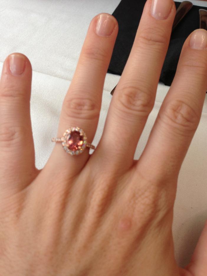 same sex proposals engagement ring