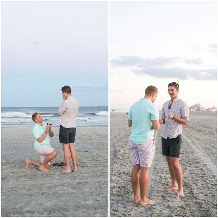 4th of July Beach Marriage Proposal (3)
