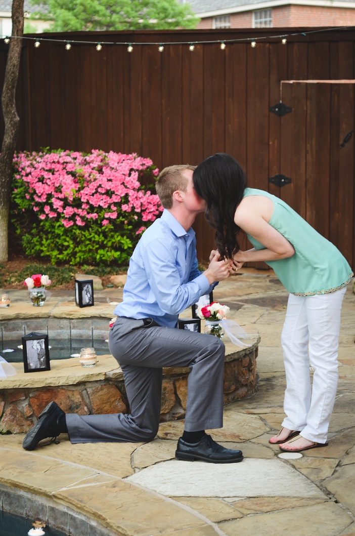 Adorable Marriage Proposal Full of Surprises (2)