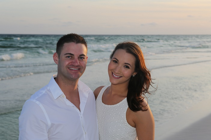 Proposal in Destin, Florida