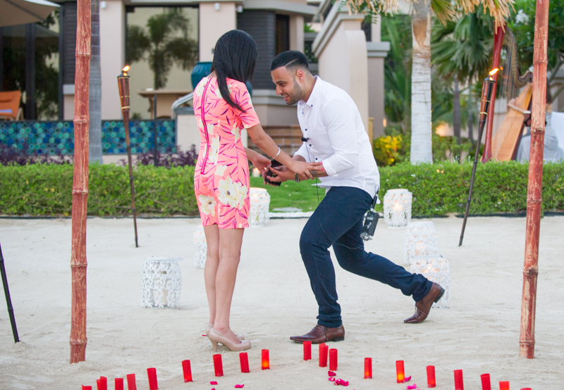 Marriage Proposal in Dubai