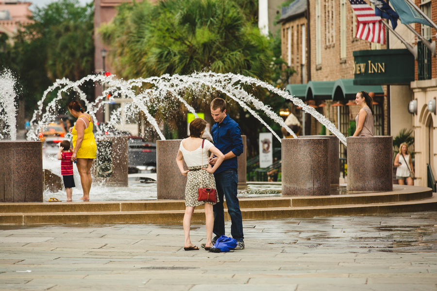 Couple recreates first date for marriage proposal (7)