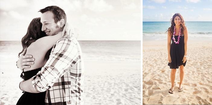 Image 5 of Michael and Kristyn's Hawaii Beach Proposal