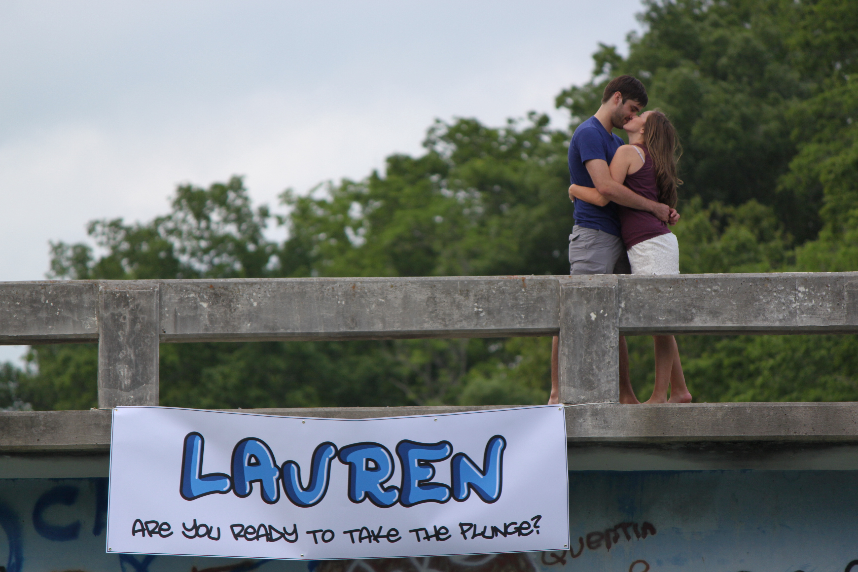 Image 10 of Lauren and Adam's Proposal on the Boat