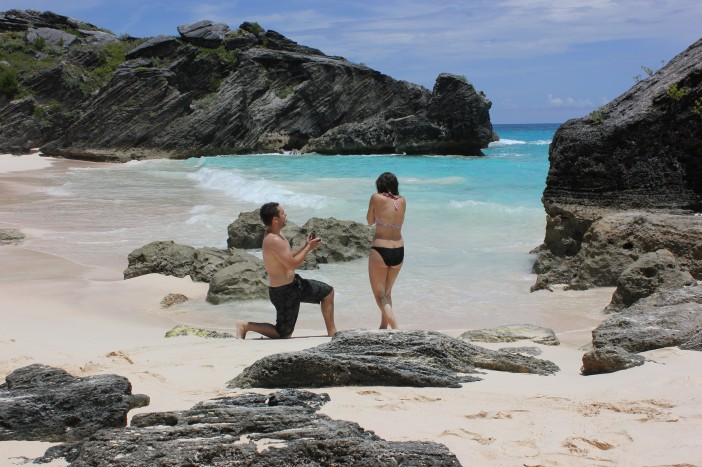 Marriage Proposal Ideas in Bermuda