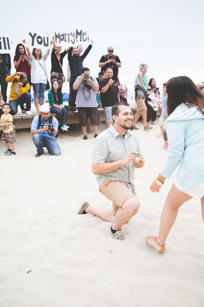 Los Angeles Marriage Proposal Ideas