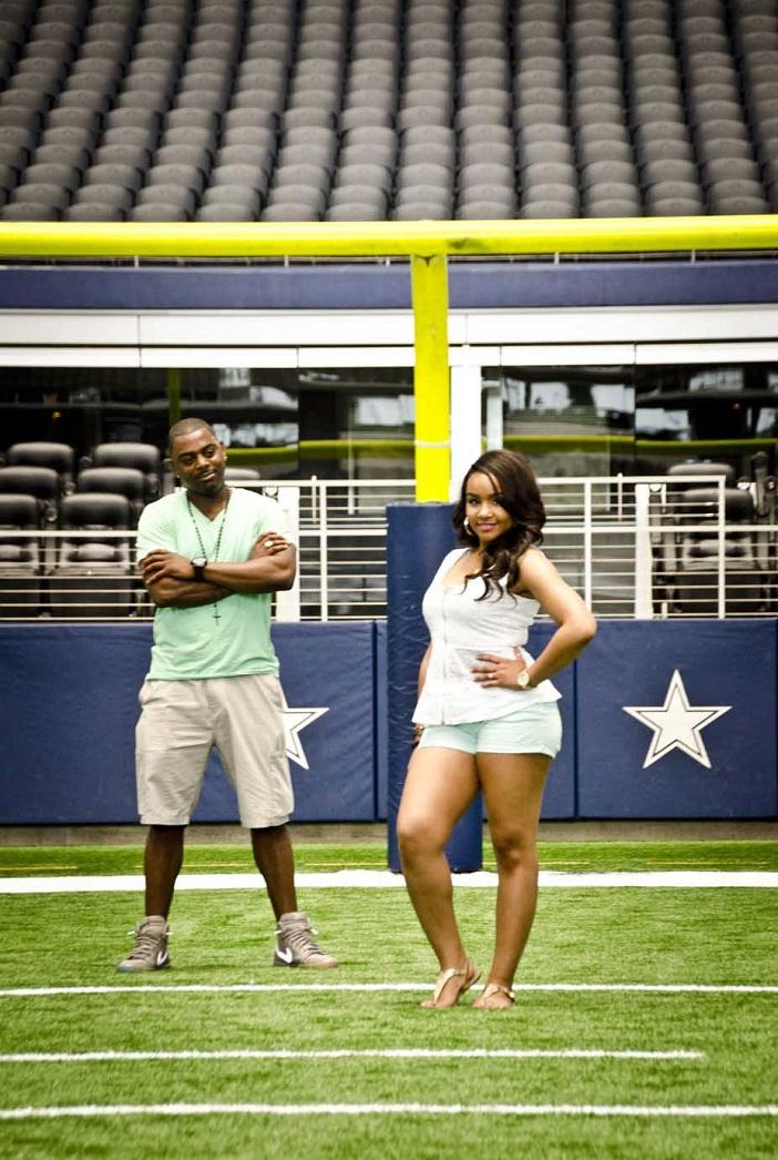 Marriage Proposal at Dallas Cowboys AT&T Stadium (10)