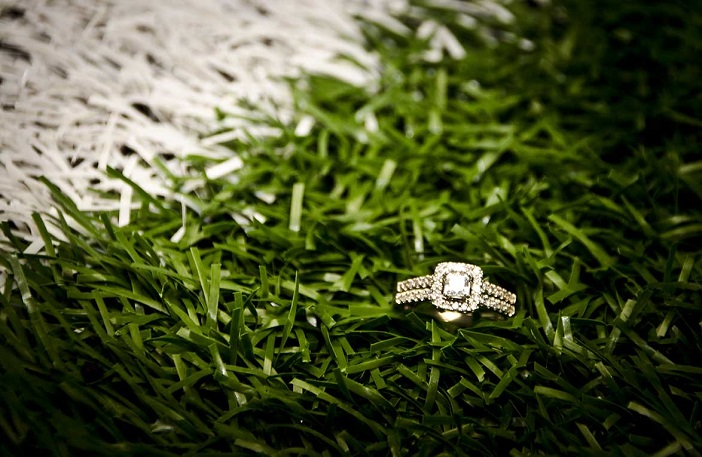 Image 8 of Cory & Ivy's Proposal at the Dallas Cowboys AT&T Stadium