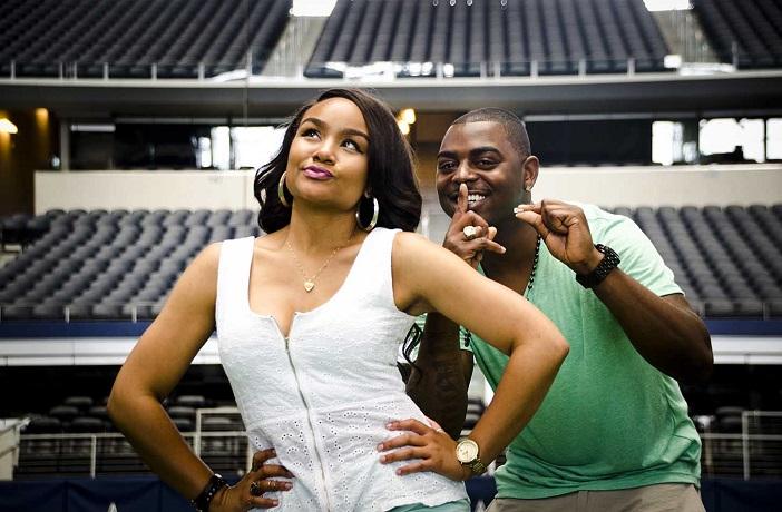 Image 3 of Cory & Ivy's Proposal at the Dallas Cowboys AT&T Stadium