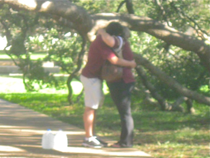 Marriage Proposal at Texas A & M University (1)