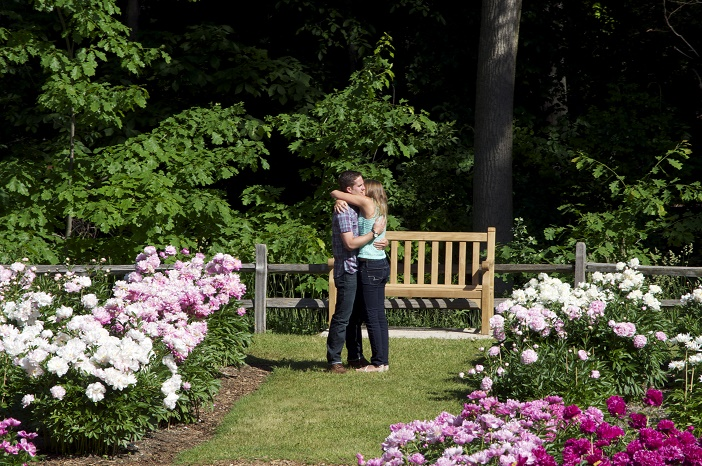 Marriage Proposal in Peony Garden (7)