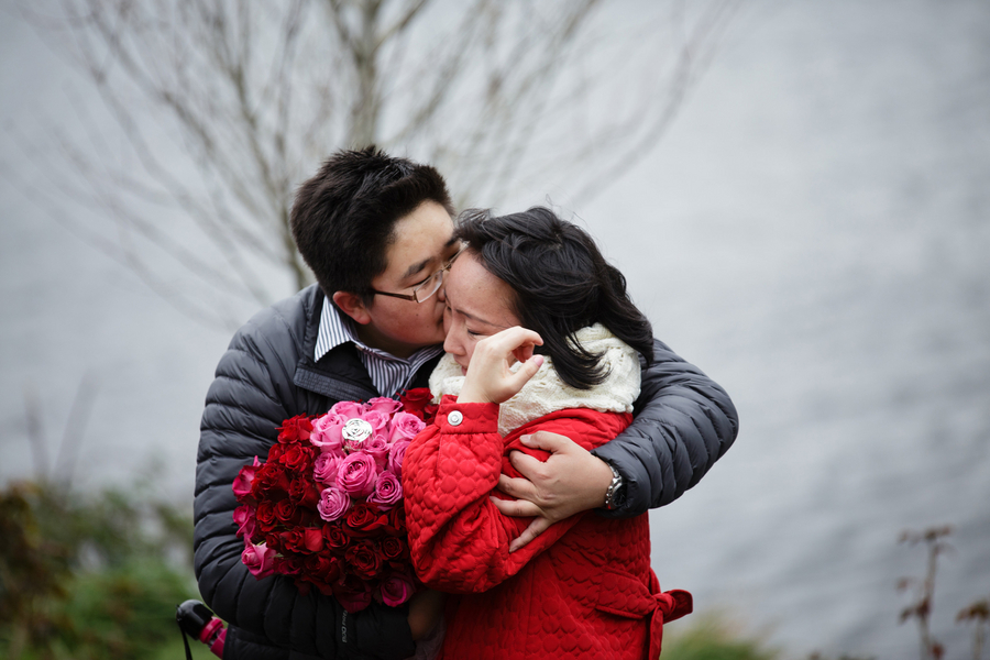 Marriage Proposal in the Park (27)