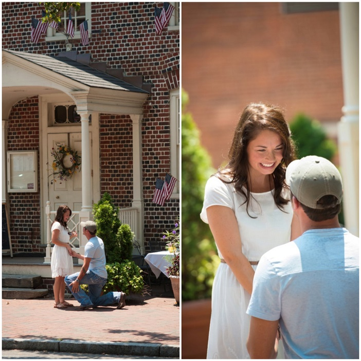 Marriage Proposals in Annapolis Maryland_ Proposal Photographers in Annapolis