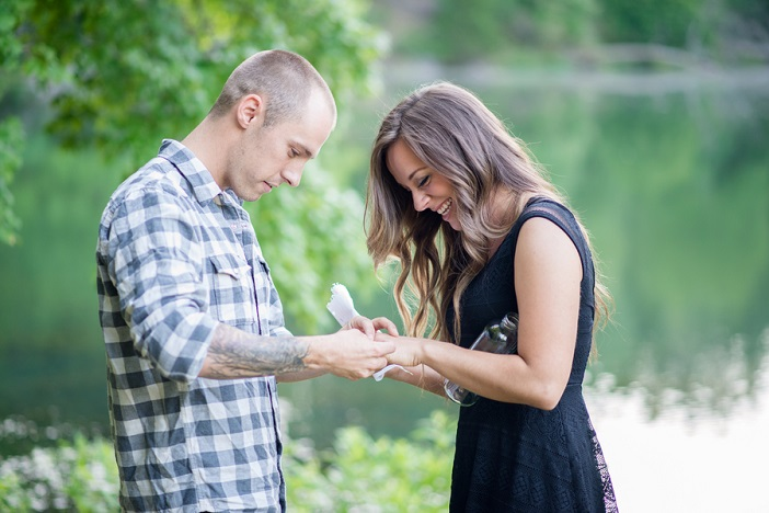 Message in a Bottle Marriage Proposal (8)