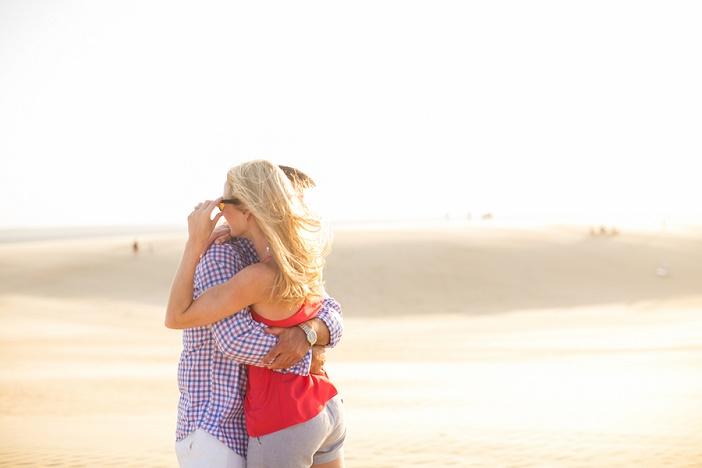Outer Banks North Carolina Beach Proposal (12)