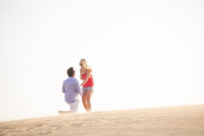 Outer Banks North Carolina Beach Proposal (2)