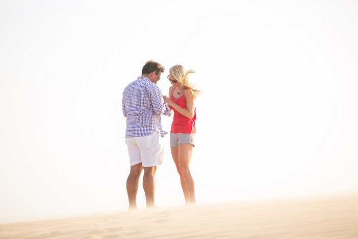 Outer Banks North Carolina Beach Proposal (3)