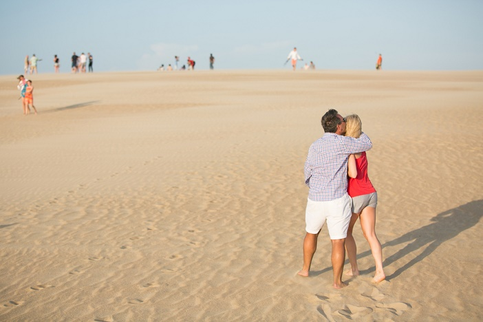Ashley And Grant S Outer Banks Proposal