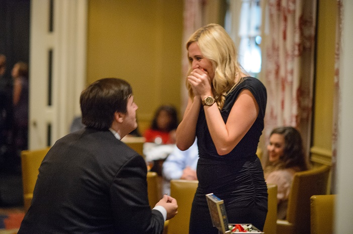 Image 3 of Dominik and Victoria's Box Of Chocolates Proposal in New Orleans