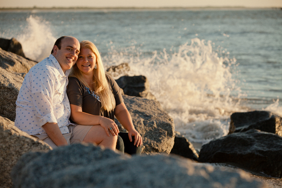 Romantic Sunrise Beach Proposal (13)
