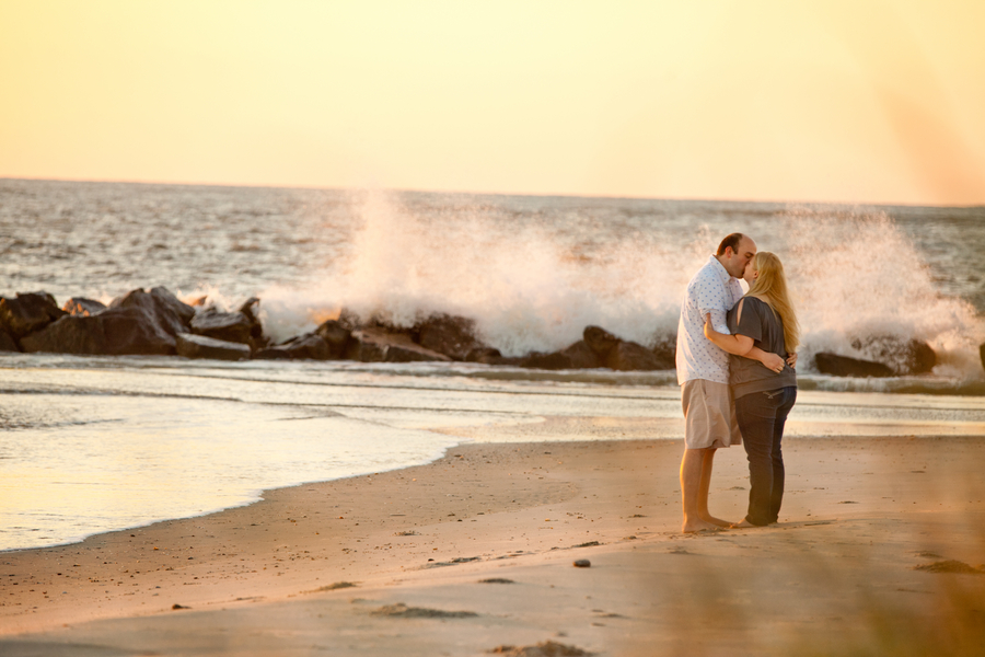 Romantic Sunrise Beach Proposal (23)