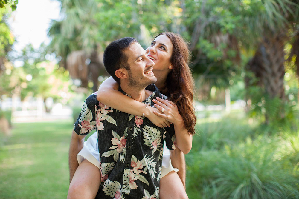 Image 3 of Julia and Alex's Marriage Proposal in Miami