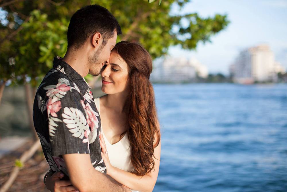 Image 1 of Julia and Alex's Marriage Proposal in Miami