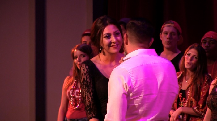 Image 6 of Anna and Alex's Amazingly Entertaining A Capella Proposal