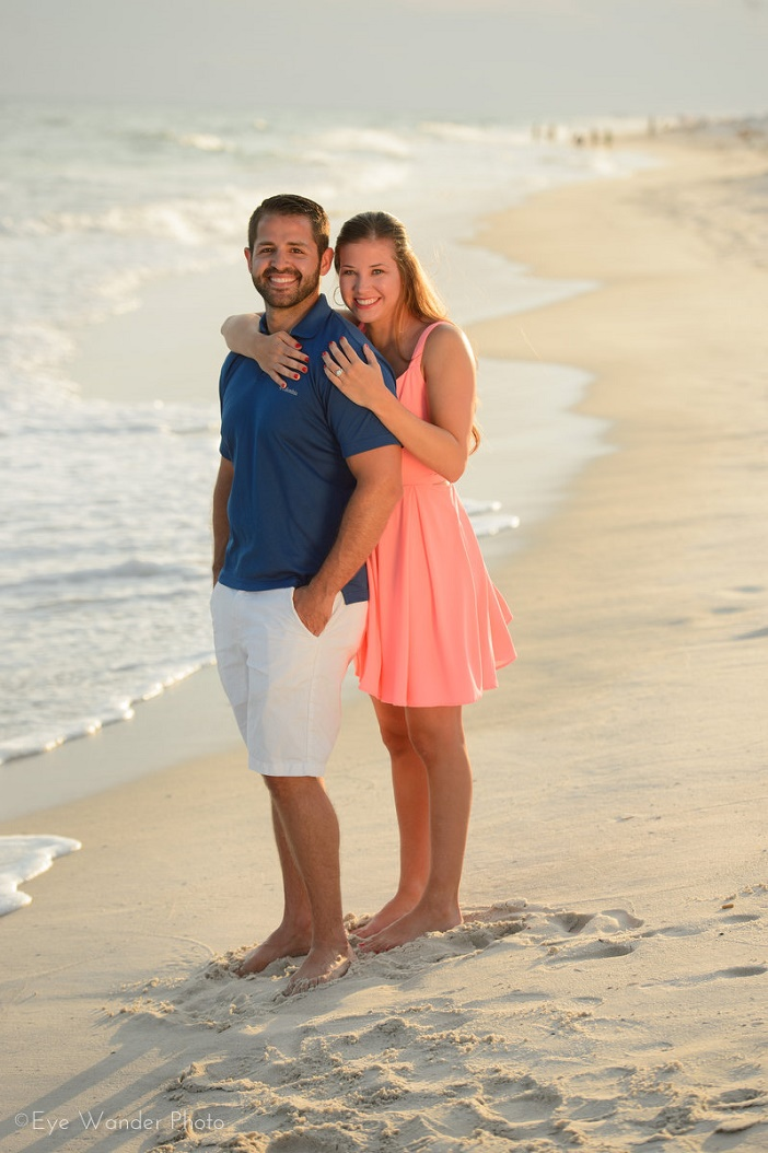 Beautiful Beach Proposal (16)