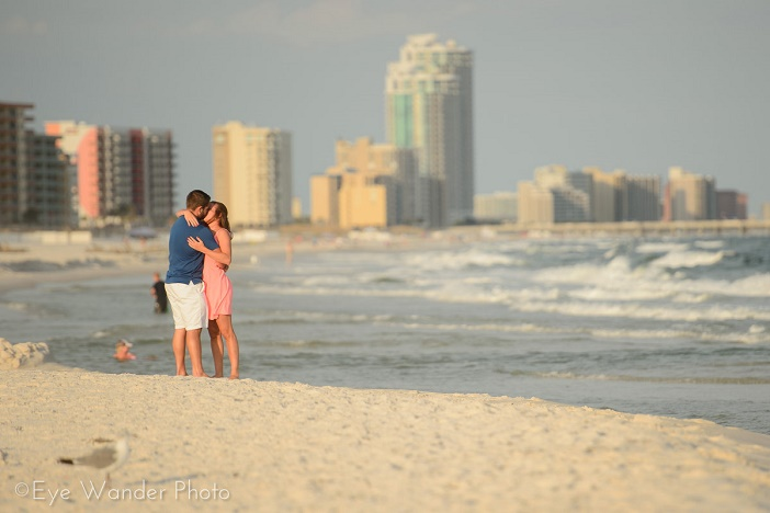 Beautiful Beach Proposal (3)