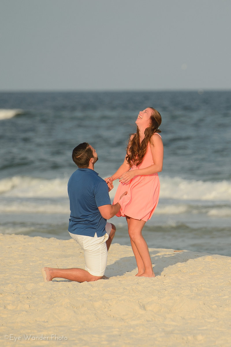 Beautiful Beach Proposal (7)