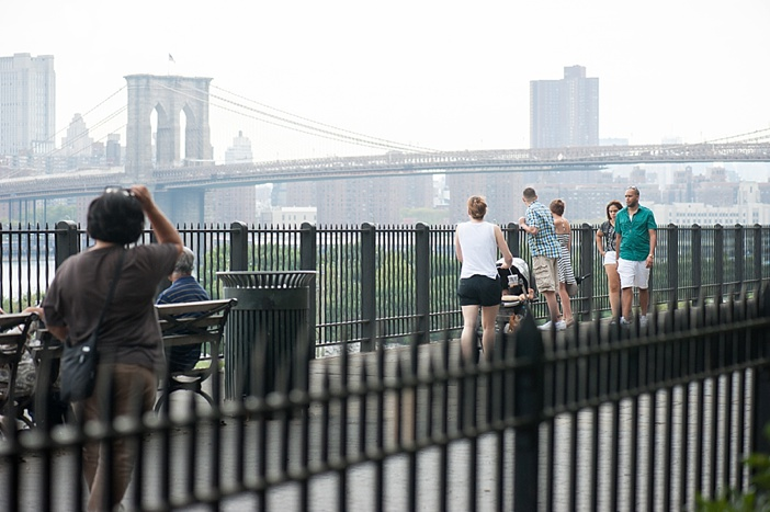 Image 6 of John and Michelle's Brooklyn Promenade Proposal