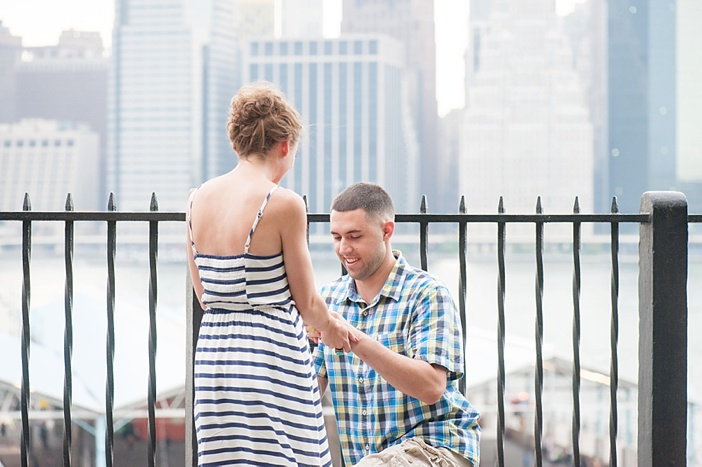 Image 9 of John and Michelle's Brooklyn Promenade Proposal