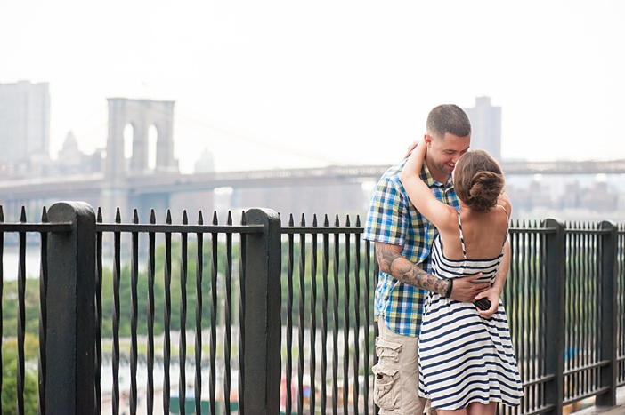 Image 11 of John and Michelle's Brooklyn Promenade Proposal