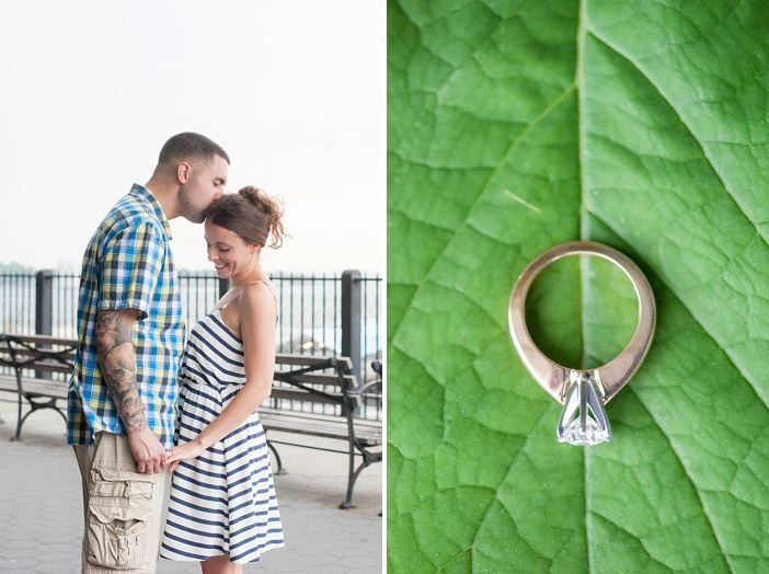 Image 14 of John and Michelle's Brooklyn Promenade Proposal