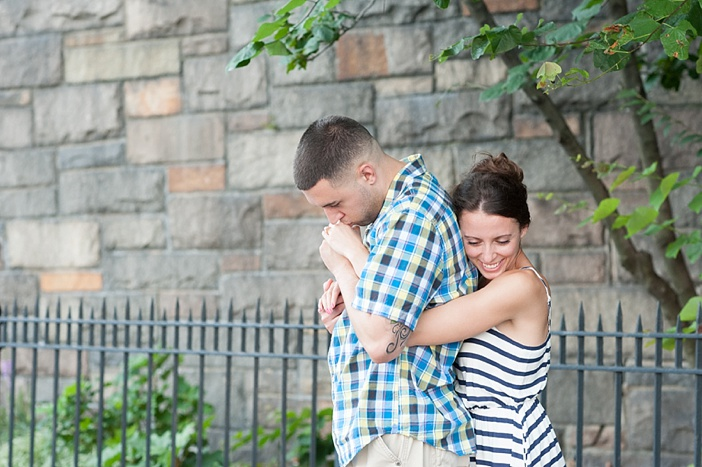 Image 16 of John and Michelle's Brooklyn Promenade Proposal