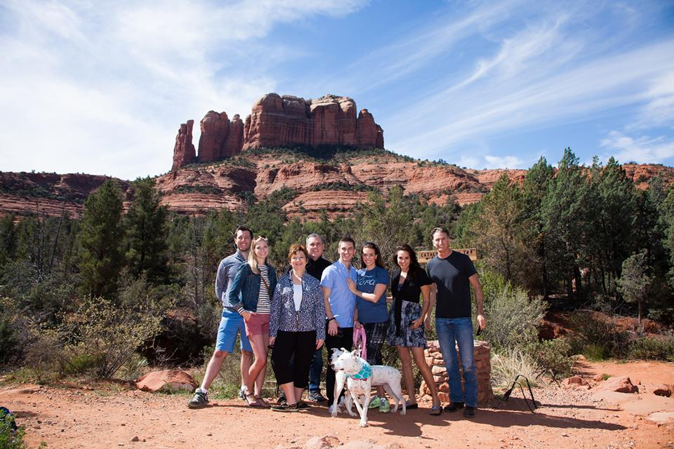 Image 4 of Whitney and Taylor's Proposal in Sedona