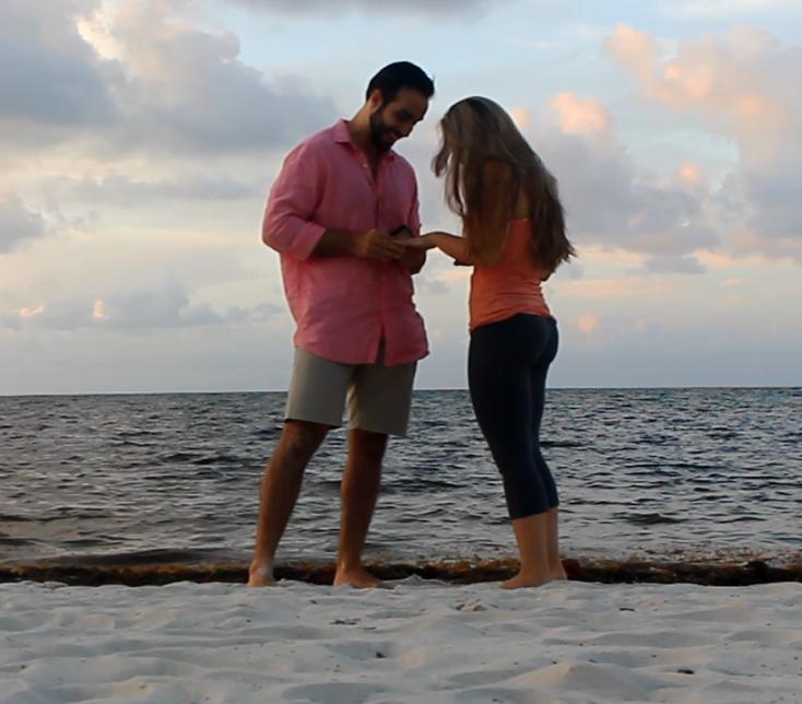 Key West Beach Birthday Proposal (5)