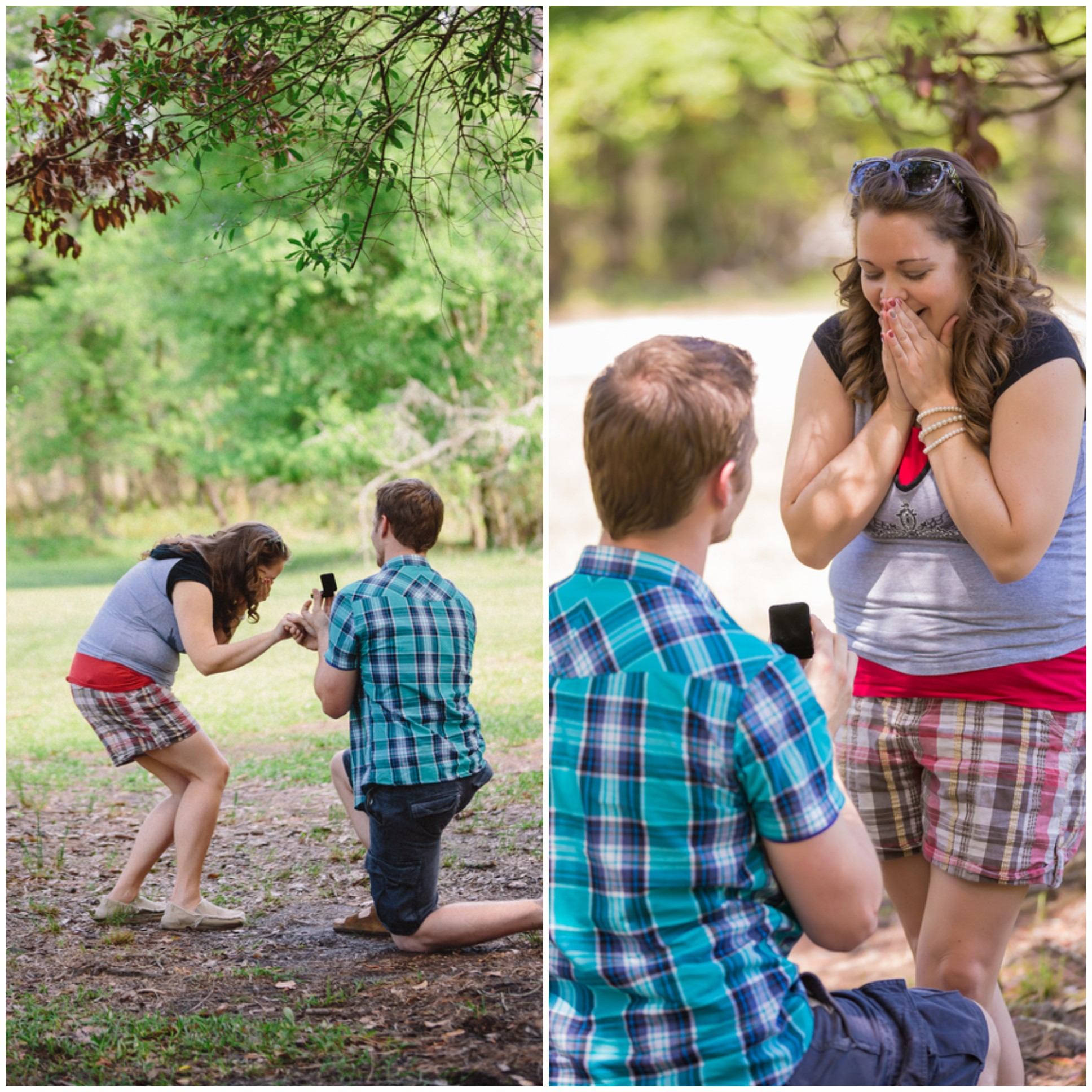 Marriage Proposal in the Park (5)