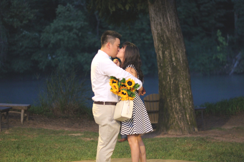 Sunflower Marriage Proposal (27)