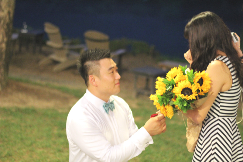 Sunflower Marriage Proposal (31)