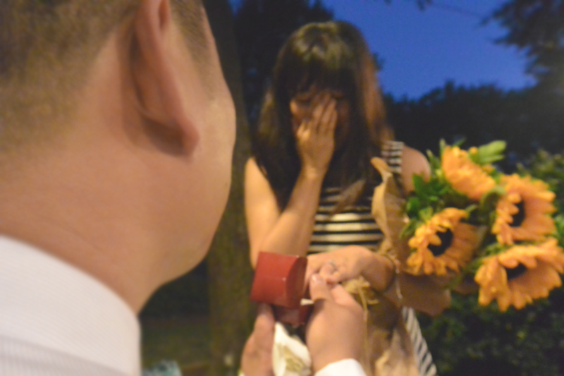 Sunflower Marriage Proposal (9)